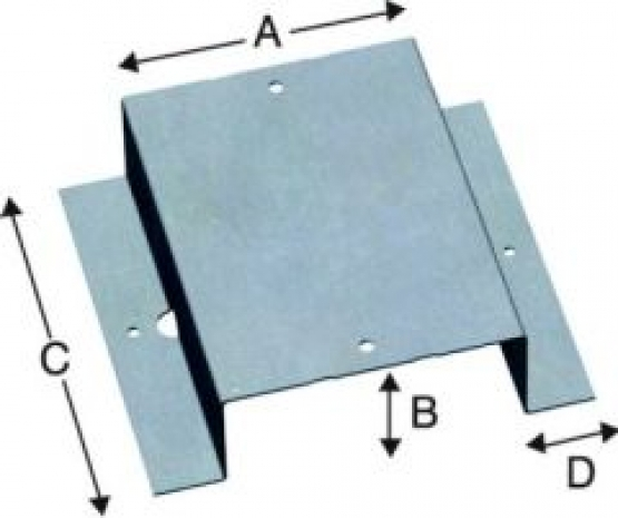 Simpson Strong-Tie Roof slab connectors