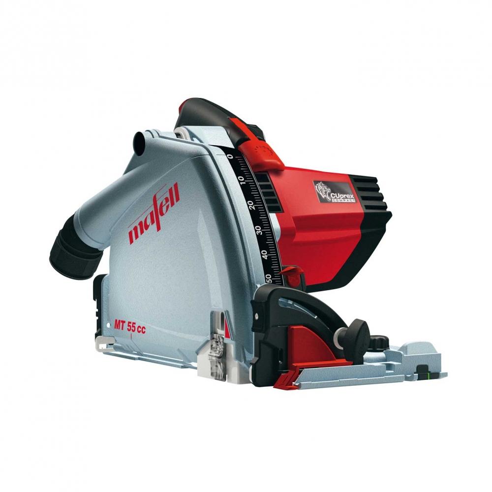 mafell tauchsäge mt55cc - pluge saws