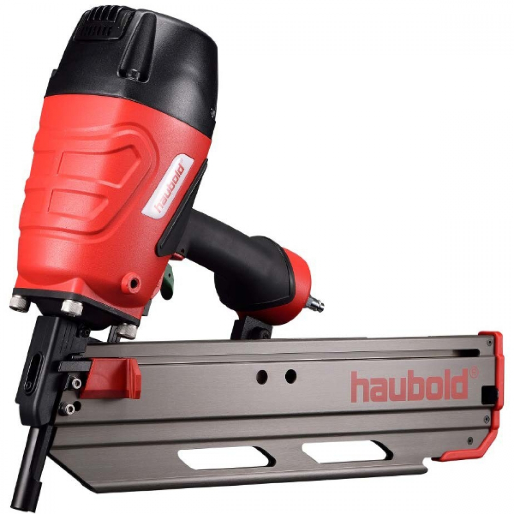 Haubold Druckluft Streifennagler RN 160 - Nails and nailgun technology