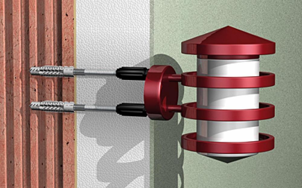fischer termax 8 10 thermisch getrennte abstandsmontage in w rmed mmverbundsystemen wdvs. Black Bedroom Furniture Sets. Home Design Ideas