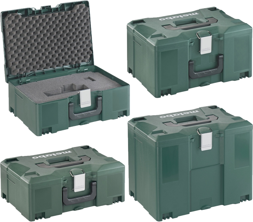 Metabo Metaloc Empty Case Tool Boxes