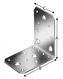 Simpson Strong-Tie Angle Bracket AB